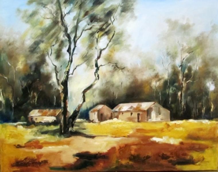 Farm on outskirts of Deynesville, Vaal, SA