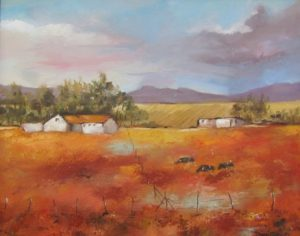 afternoon-on-the-farm-oils-500x400mm_0