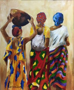 Sarongs of Africa