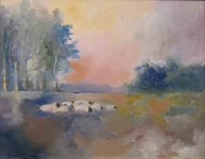 sheep-huddled-in-mist-510x410mm