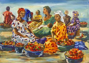 market-day-fruit-sellers-1020xx-x-760mm