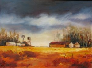 storm-over-the-barn-600x410mm-oils