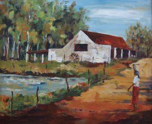 Scene from Irene Farm