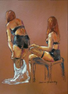 undressing-pastel-440x320mm