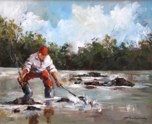 fishing_between_the_rocks-_610x510mmjpg