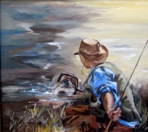 fly-fishing-in-the-net-450x400mm-oils